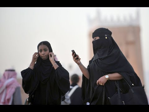 La vita di una ragazza in Arabia Saudita sotto la Sharia -   VIDEO