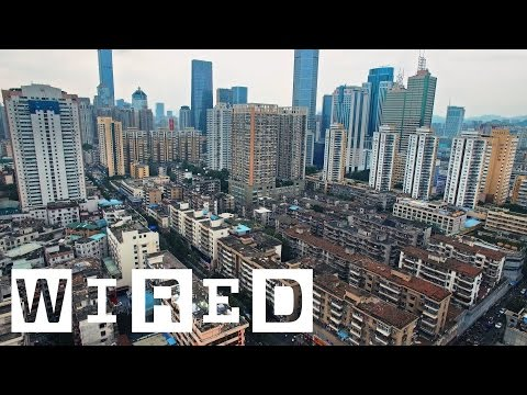 Shenzhen: Reinventing 35 Years of Innovation (Part 4) | Future Cities | WIRED
