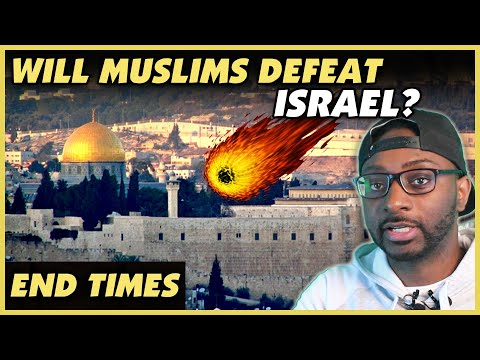 The Rise and Fall of The Israelites (Israel VS Muslims)   Sign of Judgement - REACTION