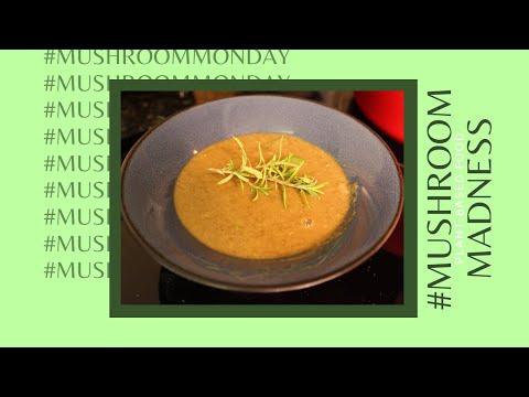 Marvelous Moroccan Mushroom Lentil Soup
