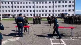 видео в/ч 44980(воинская часть)