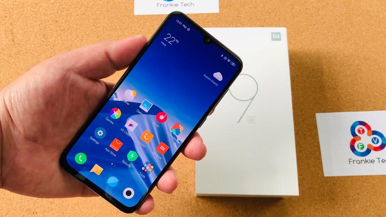SUNSKY - [HK Stock] Xiaomi Mi 9 SE, 6GB+64GB, Global