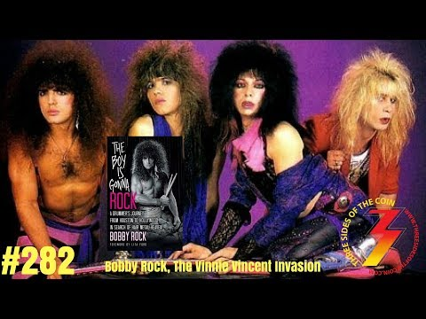 Ep. 283 Bobby Rock, Former Drummer with the Vinnie Vincent Invasion