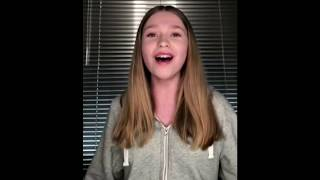 Adele - Skyfall  (Lisa-Marie)   The Voice Kids 2020   Cover