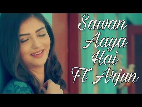 Mohabbat Barsa Dena Tu Sawan Aaya Hai Ft Arjun || Romantic Song Ever💕 ||