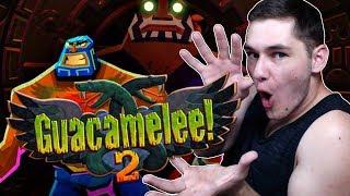 Guacamelee 2 [LIVE] | Nowa kolekcja w piątek! - Na żywo