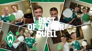 BEST OF Zimmerduell - die Highlights der Vorbereitung | SV Werder Bremen