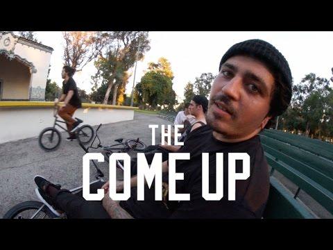 TCU BMX 08: Riding Bikes Around Long Beach