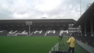 Inside at Fulham