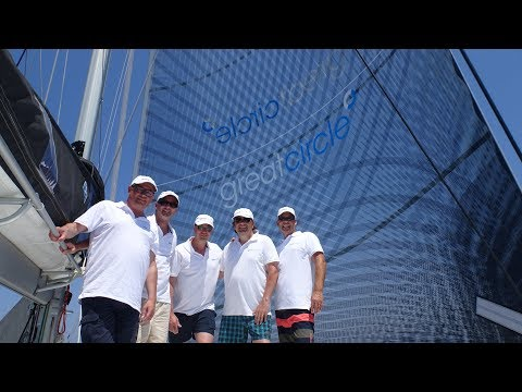 Sailing Greatcircle - GC Crew Capri and Golf of Napoli (ep.37)