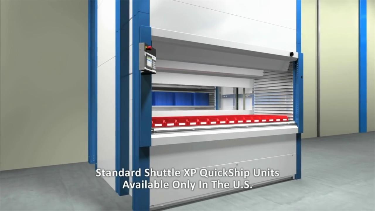 Vertical Lift Modules   Shuttle XP   Kardex Remstar