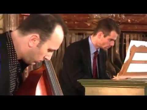 Heinrich Ignaz Franz  von Biber: Toccatta for viola da gamba  /  Petr Wagner