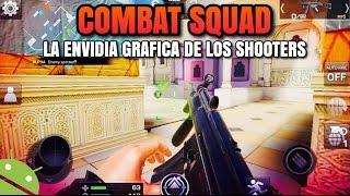 Combat Squad: La envidia grafica de los Shooter (Android)