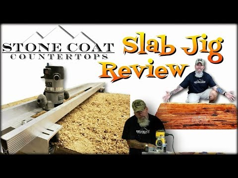 Wood Slab Jig Review