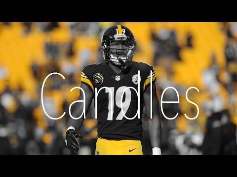 "Juju Smith-Schuster ft Juice WRLD ""Candles"""