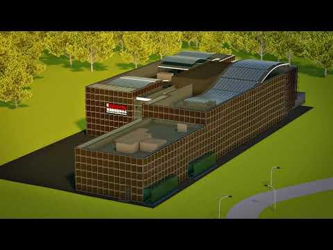 Hanergy Clean Energy Exhibition Center | Lesson 1