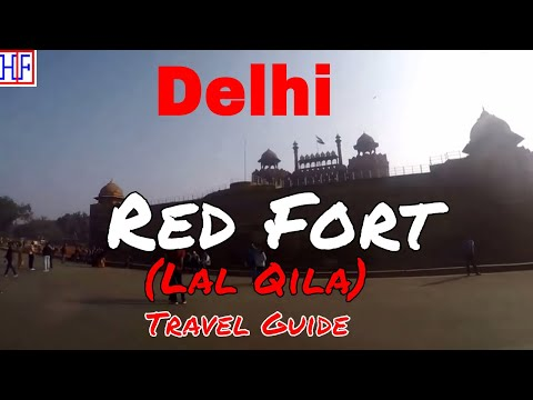 New Delhi | Red Fort (Lal Qila) | Travel Guide | Episode# 4