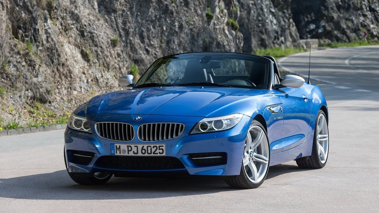 2016 Bmw Z4 335 Hp Interior And Exterior Youtube