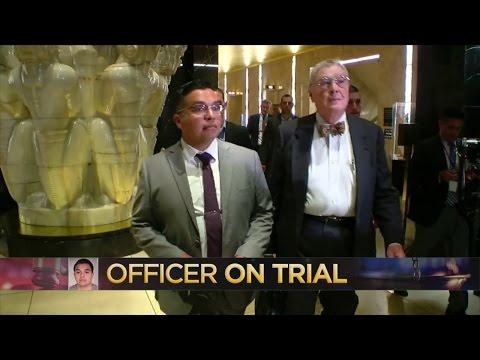 Closing Arguments Underway In Yanez Trial