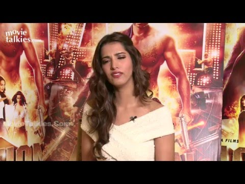 Exclusive Interview Of Manasvi Mamgai As She Talks About Action Jackson