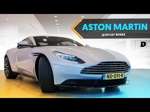 ''Dit is een contender'' Aston Martin DB11    #DAY1 #DailyDriver Afl. #6