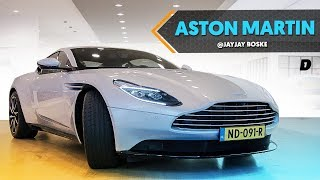 ''Dit is een contender'' Aston Martin DB11 || #DAY1 #DailyDriver Afl. #6
