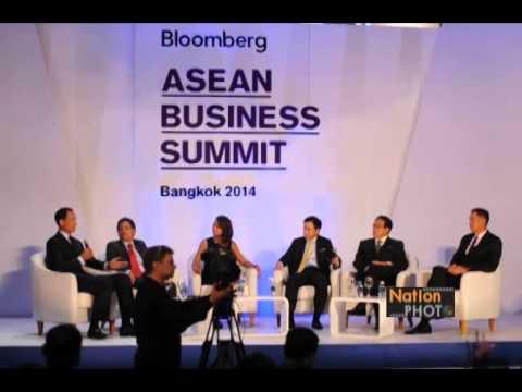 การประชุม ASEAN BUSINESS SUMMIT BANGKOK 2014