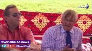 بالفيديو والصور.. وفد مجلس العموم 'البريطاني' ينبهر بمستوى الأمن وفخامة منتجعات 'شرم الشيخ'
