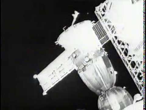 NASA UFOs large & small from STS-74