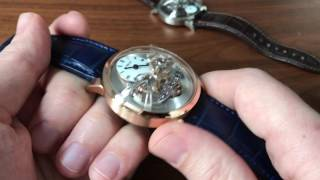 mb lm101 hodinkee and lm2 legacy machine review and comparison