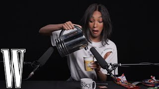 Jourdan Dunn Explores #ASMR | W Magazine