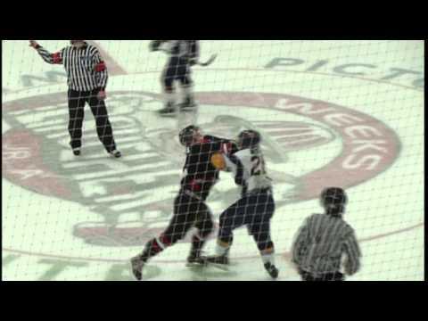 Matt Wright vs Brandon Parsons