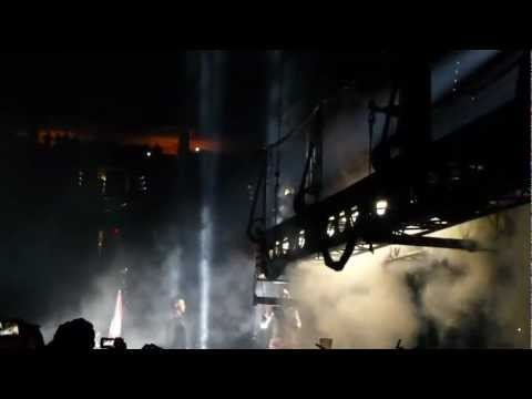 Rammstein - Intro and Sonne (Live - HD) - 2012-04-21 - Tampa Bay, FL - Tampa Bay Times Forum