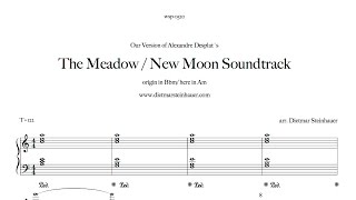 Download The Meadow / New Moon Soundtrack MP3 song and Music Video