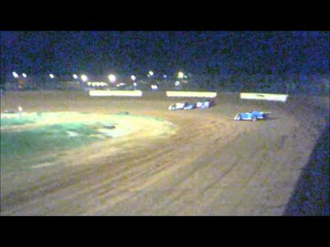 Limited Featured Race 9-1-12.mp4 At Albany Motor Speedway