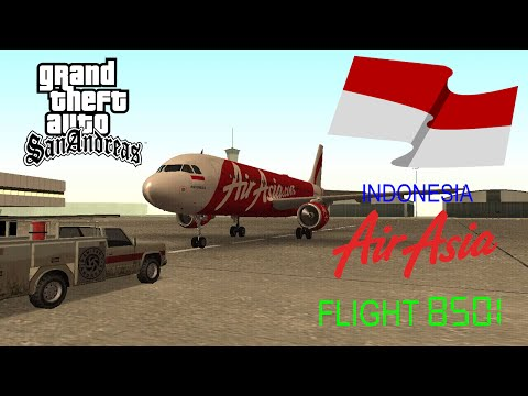 Indonesia AirAsia Flight 8501 - How it Crashed?