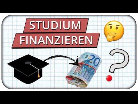 Studium Finanzieren - So Funktioniert Es Von BAföG, Studienkredit Bis Stipendium