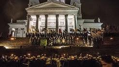 Finland Independence Day 6 Dec 2015  Itsenäisyyspäivä