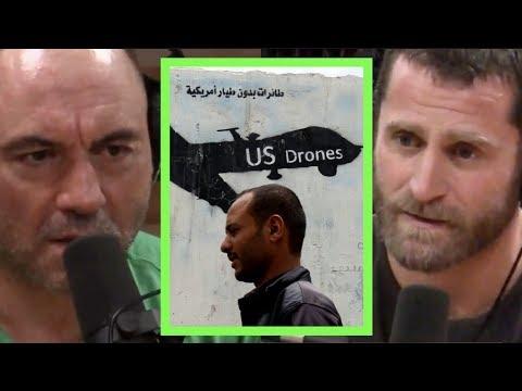 Joe Rogan   The Effects of Drone Warfare w/Ben Anderson