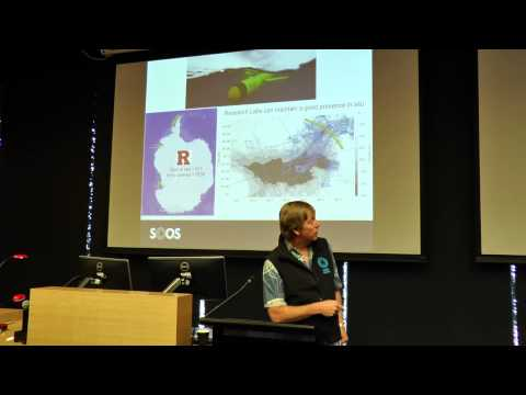 O. Schofield: Dawn in the age of robotic oceanography