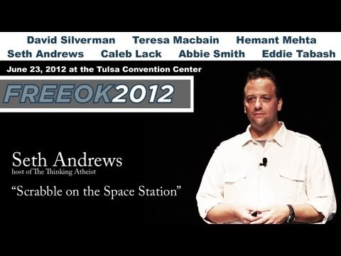 """FreeOK2 - Seth Andrews """"Scrabble on the Space Station"""""""