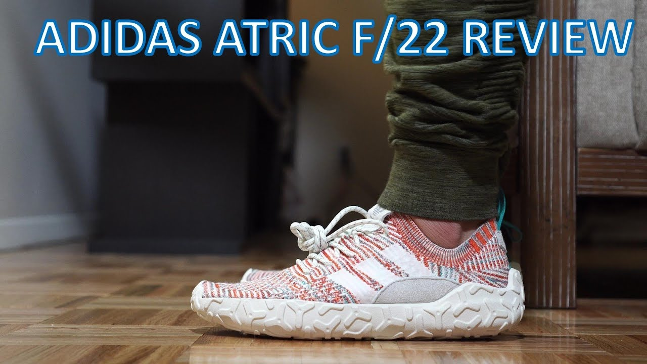 the best attitude 92524 4c779 REVIEW  ON-FEET NEW Adidas AtricF 22