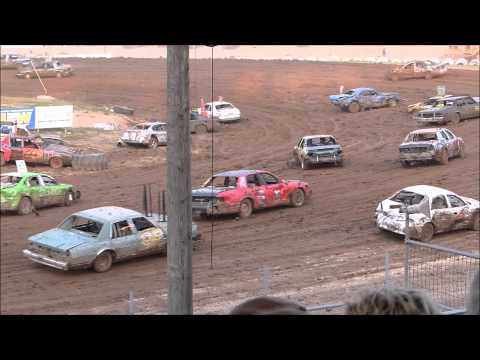 Hibbing Raceway ENDURO Race-August 26, 2015