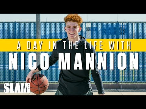 NICO MANNION: A Day in the Life with Arizona's Player of the Year❗️(Part 1)