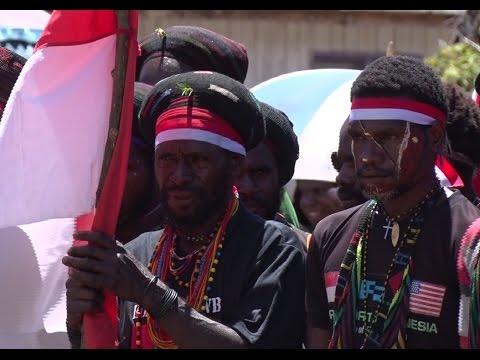 Ratusan Organisasi Papua Merdeka selama ini ditipu, sekarang memilih gabung NKRI