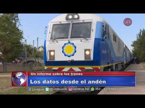 Los viajes en tren