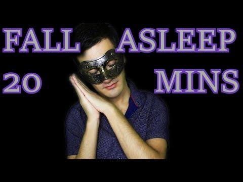 You Will Fall Asleep in 20 Minutes to this ASMR Video!
