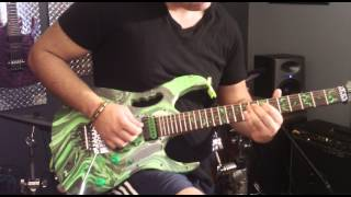 John Petrucci - Wishful Thinking (AMAZING guitar cover)