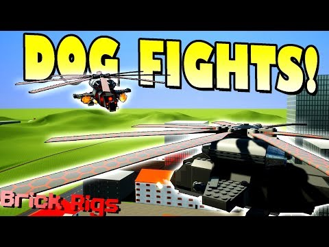 EPIC AIR BATTLES with PLANES and HELICOPTERS! - Brick Rigs Multiplayer Gameplay Ep15