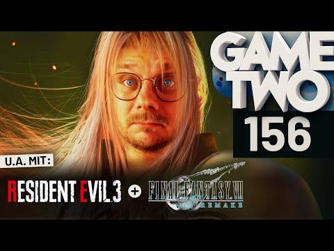 Final Fantasy VII Remake, Resident Evil 3, Resi Resistance   Game Two #156